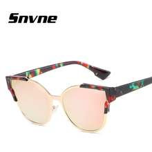 Snvne tendencia anti-ultravioleta gafas de Sol Retro gafas de sol para hombres mujeres Marca de diseño gafas de sol oculos feminino hombre KK561 DEL
