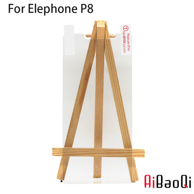 Aliexpress com : Buy AiBaoQi Brand new original 5 5 inch screen high  definition protective film replacement Elephone P8 smartphone from Reliable