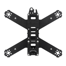 210mm 3K Full Carbon Fiber RC Drone Repacement Frame Mini FPV 4 Axis Quadcopter Frame Rack