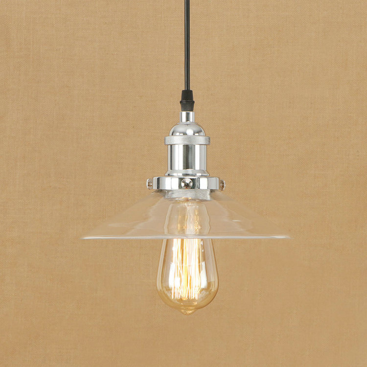 IWHD Style Loft Pendant Lights Glass Industrial Lighting Hanglamp Bedroom Kitchen Light Retro Iron Suspension Luminaire Lampen iwhd loft style creative retro wheels droplight edison industrial vintage pendant light fixtures iron led hanging lamp lighting