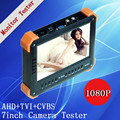 7 inch TFT LCD MONITOR COLOR 1080P 2MP Three in One Function AHD TVI Analog Surveillance Camera Tester Freeshipping