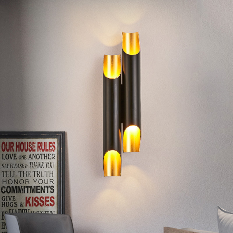 Modern creative iron wall lamps Sconce lighting for bedroom Living room white/black/gold home decor bedside wall lamp mx4291157Modern creative iron wall lamps Sconce lighting for bedroom Living room white/black/gold home decor bedside wall lamp mx4291157