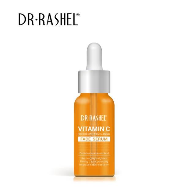 DRRASHEL Vitamin C Face Serum Hyaluronic Acid Essence