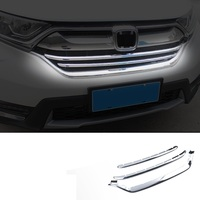 Automobile Decorative Automovil Modified Body Exterior High grade Accessories Car Styling Mouldings Covers 17 FOR Honda CRV