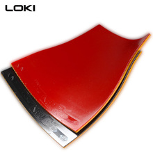 LOKI Table Tennis Rubber Professional Sticky Loop Pips-in For 40+Ball Ping Pong Racket Spin PingPong