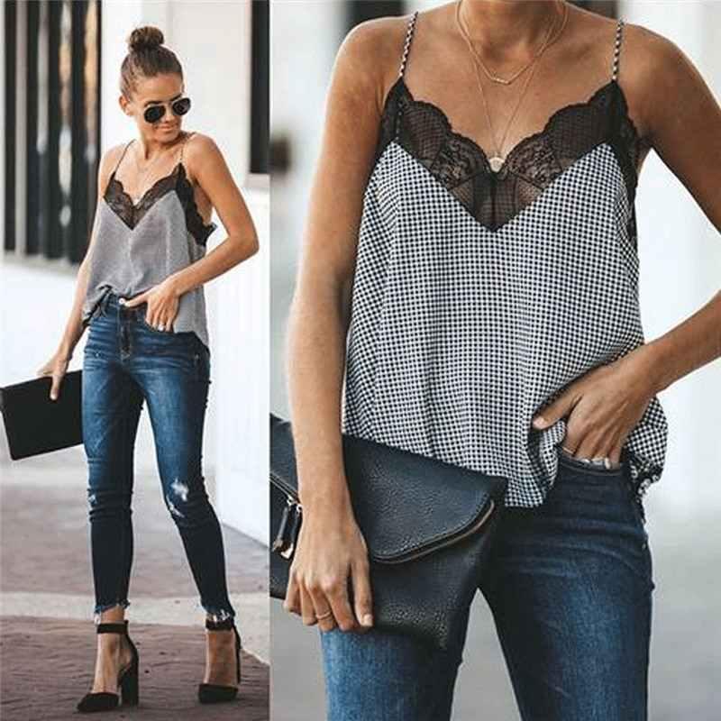ホット女性のファッションセクシーなソフトノースリーブ Tシャツヒョウ柄キャミソールタンクストラップ夏トップス Tシャツサイズ S-XL