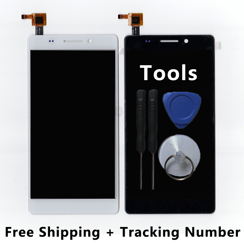 LCD Display + Touch Screen Digitizer Glass Panel For FPC-TP11009A-V0 FPC-T55KL11P3M-1