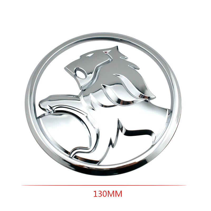 Lion Car Logo >> Us 10 22 Black Plastic High Quality Ss Ssv Sv6 Ve Vf 130mm Lion Emblem Auto Badge 3d Sticker Car Logo In Car Stickers From Automobiles Motorcycles