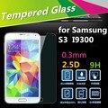 Для Samsung S3 I9300 i939D 9308 Ультра Тонкий 0.3 мм Прозрачность HD Закаленное Стекло Фильм-Экран Протектор взрывозащищенные Анти-взрыв