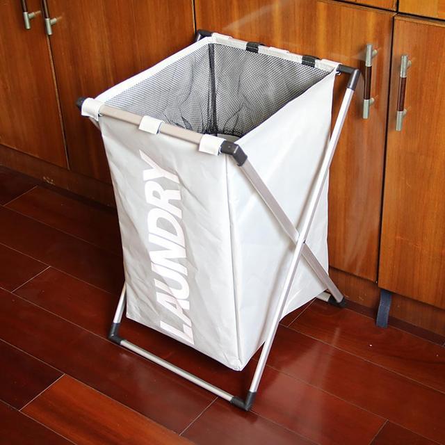 Dobrável Cesta de Lavanderia Oxford Grosso Banheiro cesta de Roupa Suja Cesta de Lavanderia Dificulta de Alta Capacidade À Prova D' Água