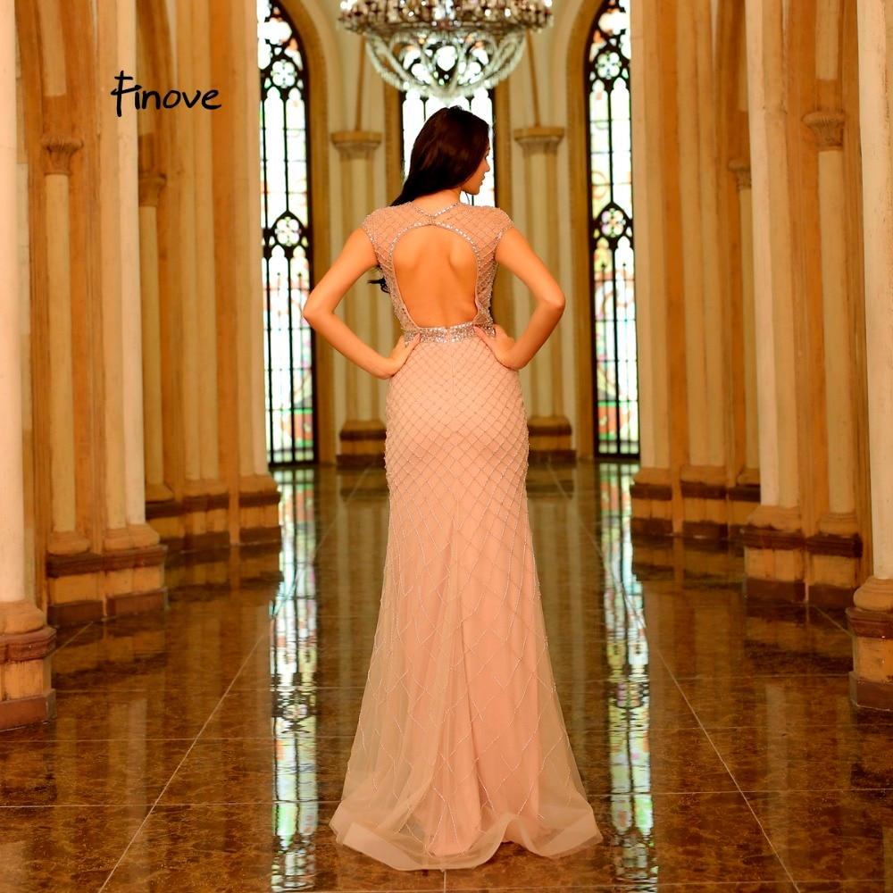 Φόρεμα Καλοκαιρινό Φόρεμα Σαμπάνιας - Ειδικές φορέματα περίπτωσης - Φωτογραφία 3