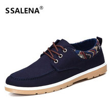 Classic Canvas Shoes Men's Vulcanize Shoes Breathable Outdoor Casual Sneakers Male Soft Sole Lace-UP Canvas Shoes AA20406