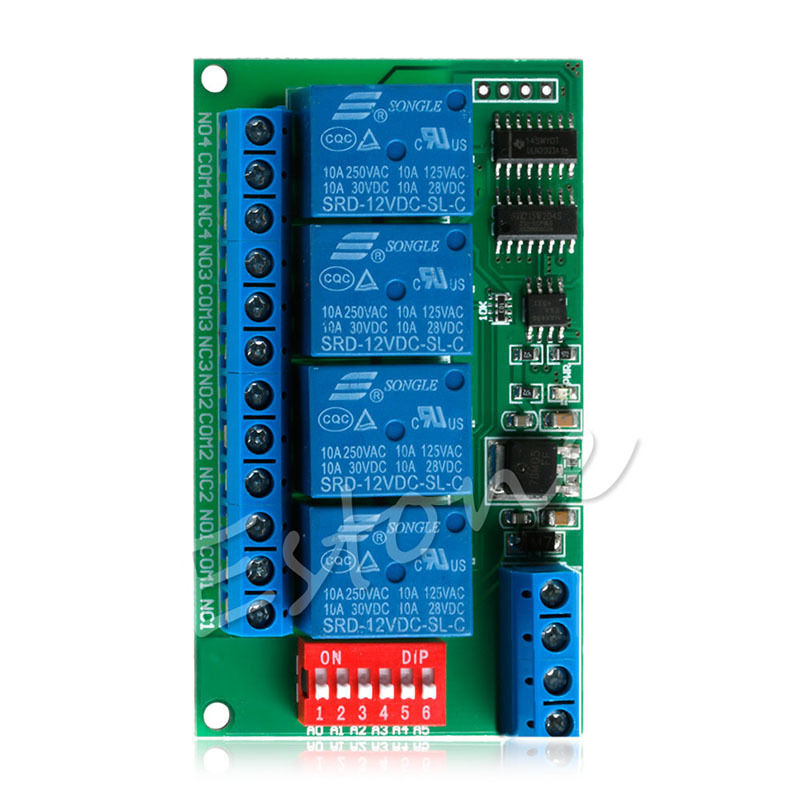 Tcp Udp Pc Android App With Case Modbus Rtu Symbol Of The Brand Customizable 32 Channels Relay Controller Isolated Board Rs232 Rs485 Wifi Ethernet