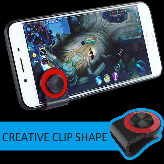 PUBG Mobile Game Joystick Controller phone joystick Mobile Gaming Trigger Shooter Controller joystick r1 l1 With Clip 1PCS