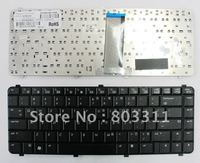 Free shipping and brand new orginal laptop keyboards for hp Compaq 515 511 516 610 615 CQ510 CQ610 US layout