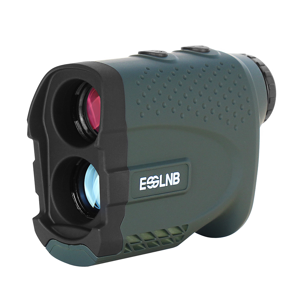 Golf Range Finders with Slop Flag Lock Pulse Vibration Scanning Horizontal Distance Height Speed Angle Measurement