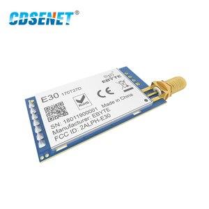 Image 3 - SI4463 اللاسلكية rf وحدة 170MHz vhf الإرسال والاستقبال CDSENET E30 170T27D UART 500mw SMA موصل قام المحفل TCXO rf جهاز ريسيفر استقبال وإرسال
