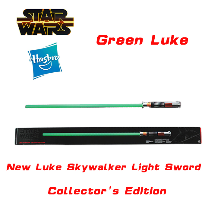 цены на Star Wars Force Force Laser Sword Green Luke Skywalker Metal Handle в интернет-магазинах