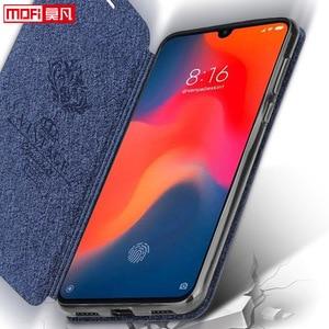Image 4 - กรณีพลิกสำหรับXiaomi Mi9กรณีXiaomi 9 ExplorerฝาครอบหนังMofi Xiaomi Mi9 Coque Slim Book Luxury Glitter xiaomi 9