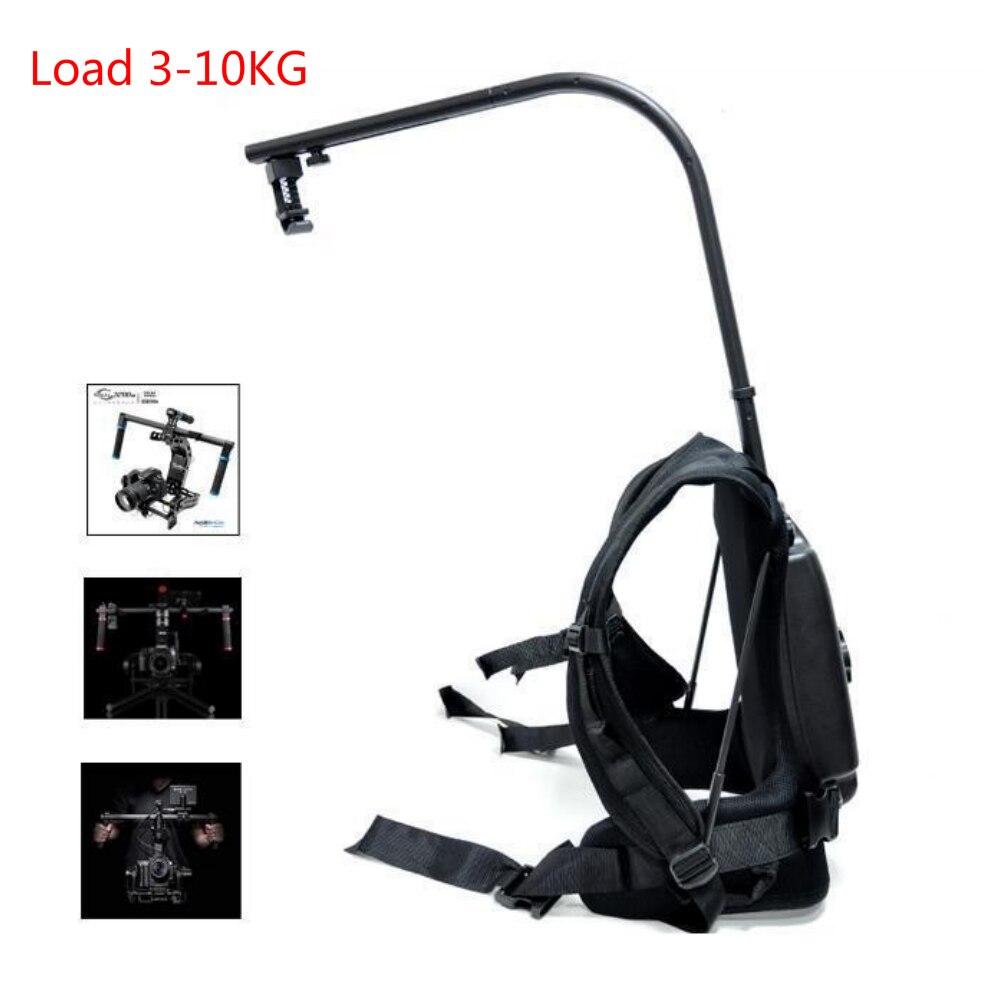 цена на FREE DHL 3-10KG Like EASYRIG Gimbal Vest Support rig for DJI Ronin M 3 AXIS gimbal stabilizer Gyroscope Gyro steadicam