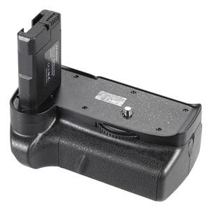 Image 3 - Andoer BG 2F Verticale Batterij Grip Houder Voor Nikon D3100 D3200 D3300 Dslr Camera EN EL 14 Batterij
