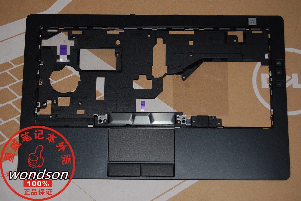 Free Shipping For Dell E6330 Palmrest Touchpad Top Cover CN-0M1WJD M1WJD w/ 1 Year Warranty