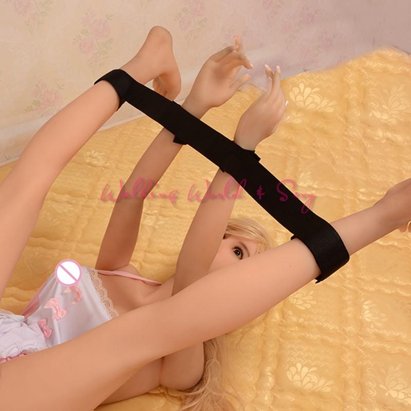 Fantasy Hot Adult Sex Toys Hand Cuff & Ankle Bondage Restraints Fetish Slave Bondage Erotic Toys For Couples Flirt Sex Products (7)