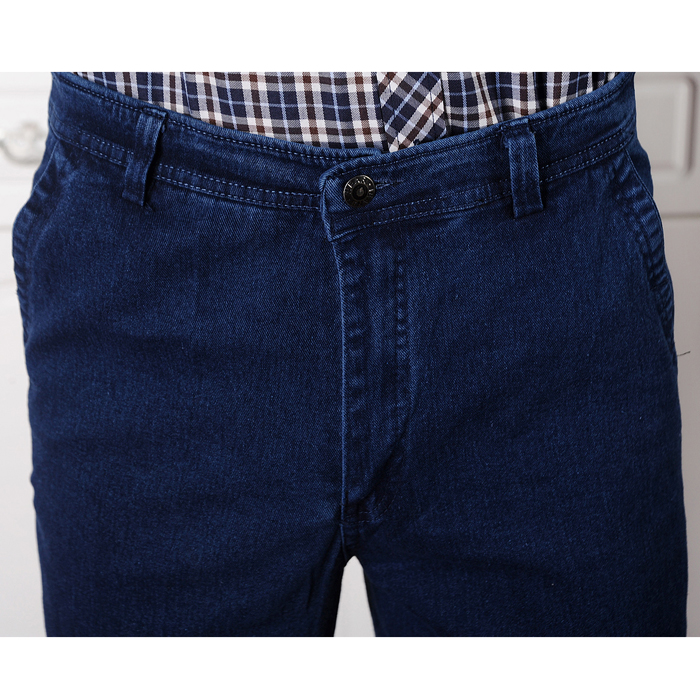 """Rockford Mens Oversized Jeans Available in Sizes 44/"""" 64/"""" King Size Stonewash"""