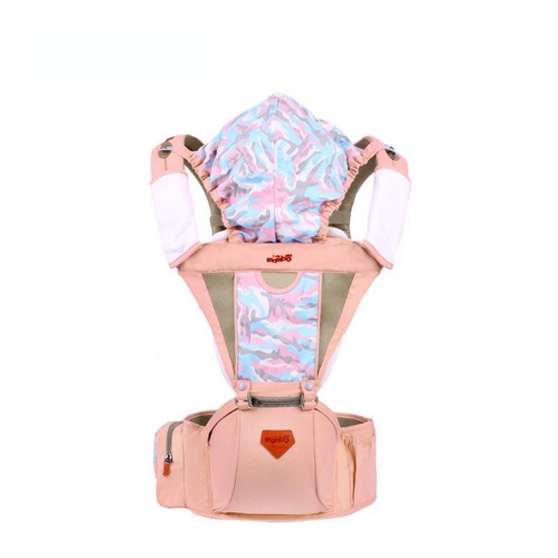 Nouveau multi-fonction doux confortable respirant porte-bébé fronde hipseat enfant en bas âge sac à dos enfants sacs à dos garçons filles fronde - 2