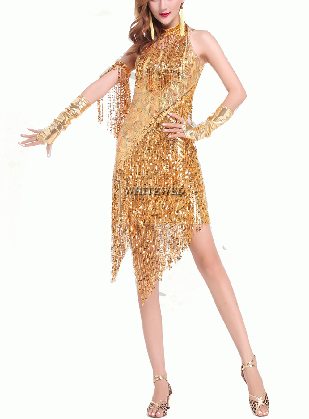 20 Great Gatsby Flapper Inspired Party Outfit Vintage Dance Dress ...