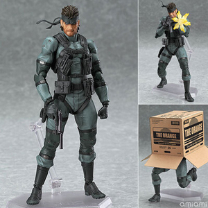 NEW hot 16cm METAL GEAR SOLID