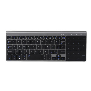 Image 5 - Mini Wireless Keyboard with Touchpad for Computer Gaming 2.4GHz Wireless Keyboard Portable for Laptop Tablet