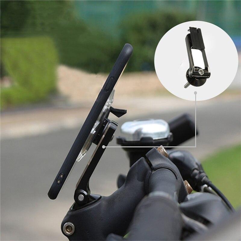 Adjustable MTB Motorcycle Mobile Phone Holder Bicycle Bike