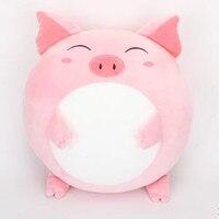 CXZYKING Đồ Chơi Sang Trọng Ấm Bé Trẻ Em Đồ Chơi Quà Tặng Lợn Sang Trọng Cừu Chó Kawaii Thú Nhồi Bông Doll Pig Gối Đệm