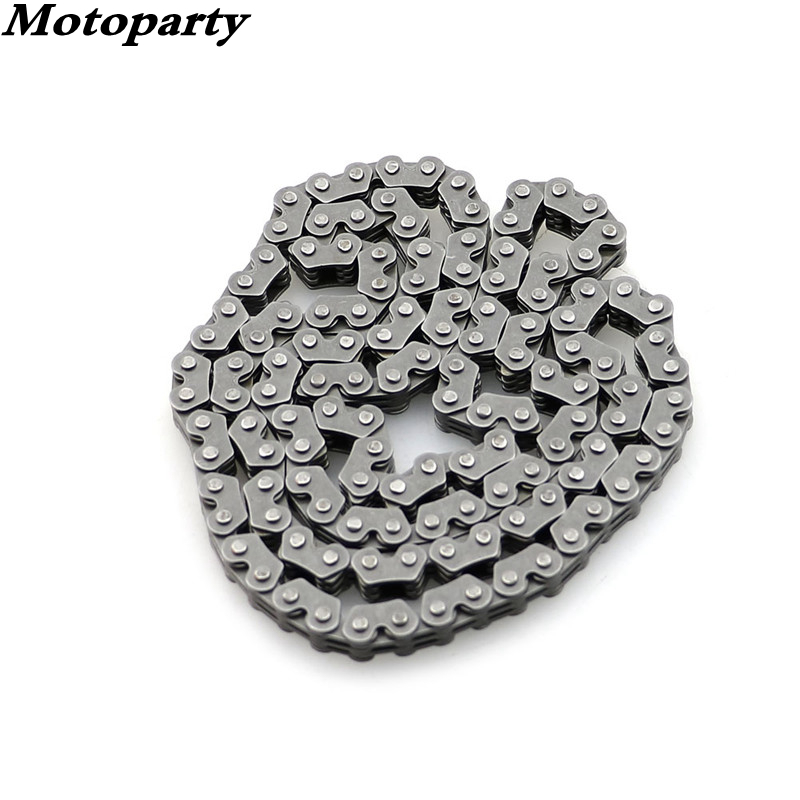 Motorbike 128 Links Cam Chain Timing Chain For Kawasaki KLX250 KLX 250 Silent Timing Chain 128 Links 1992-2015
