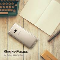 Ringke Fusion For Galaxy S8 Case Flexible Tpu And Clear Hard Back Cover Hybrid Mobile Phone