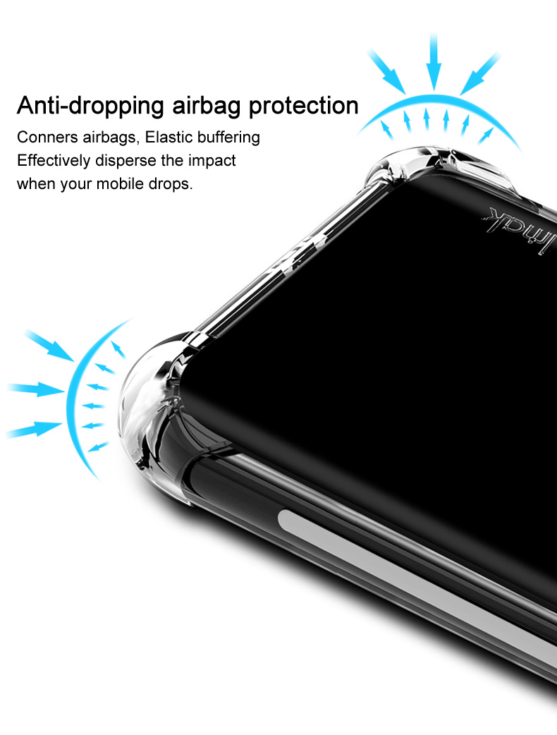 IMAK Airbag Shock resistant case for Samsung Galaxy A20 A30