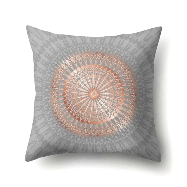 Mandala Cushion Cover 45x45
