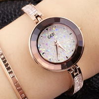 High End Luxury Diamond Ladies Watch Colorful Rolling Beads Watch Dial Elegant Women Bracelet Watches Sapphire