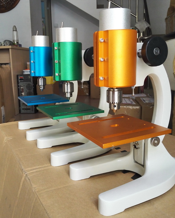 Drilling cutting board PCB processing small portable electric drill / micro drill polishing jade carving machine