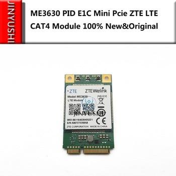 ME3630 PID E1C Mini Pcie ZTE LTE 100% New&Original LTE CAT4 TD-SCDMA WCDMA CDMA GSM  Free shipping