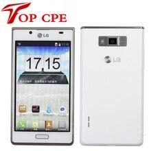 P705 original lg optimus l7 p700 teléfono celular abierto, Wifi 3G GPS, pantalla táctil, Teléfono inteligente Reformado Envío Libre