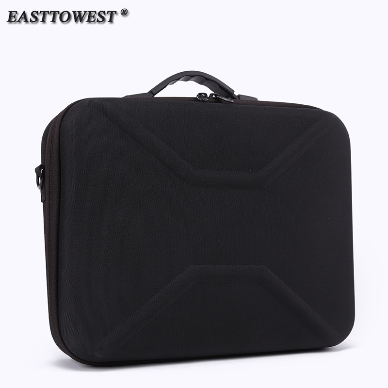 Easttowest PU Waterproof DJI Mavic Air Drone Accessories Hard Case Drone Box Portable Storage Carry Bag For DJI Mavic Air drones box for for dji mavic air case shoulder bag storage bag backpack for dji mavic air quadrotor and accessories