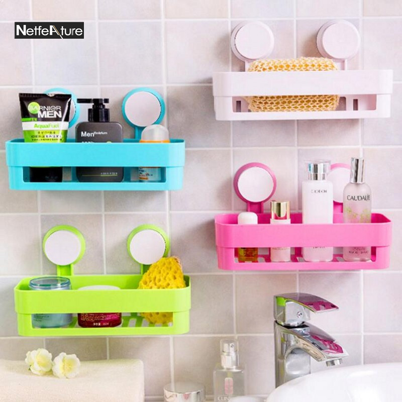 Household Storage Basket Containers Storage Mechanism Strong Sucker Creative Bathroom Shelf Wall-Mounted Large-Capacity Racks  sc 1 st  Google Sites & ?Household Storage Basket Containers Storage Mechanism Strong ...
