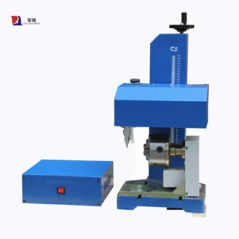 Rotary Marking Automatic Pneumatic Dot Peen Marking Machine