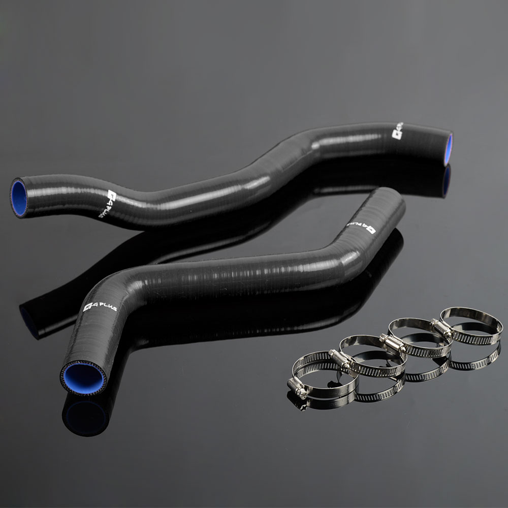 Silicone Radiator Heater Hose Fit For MITSUBISHI DSM ECLIPSE 2G 1995-1999