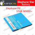 Elephone P8 Battery 4600mAh In Stock Battery Replacement For STAR N9000+ Smartphone