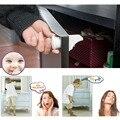 Magnética Bebé Niño Armario de Seguridad Del Cajón Cerraduras del gabinete Cerraduras A Prueba de niños Magnética, Sistema de Cierre magnético con 4 Cerraduras + 1Key