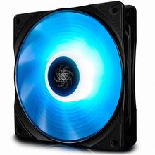 DEEPCOOL RF120 RGB AURA SYNC PWM 120MM(1 Fan model) Computer Case Fan RGB LED Hydro Bearing Static Breathing Color Conversion