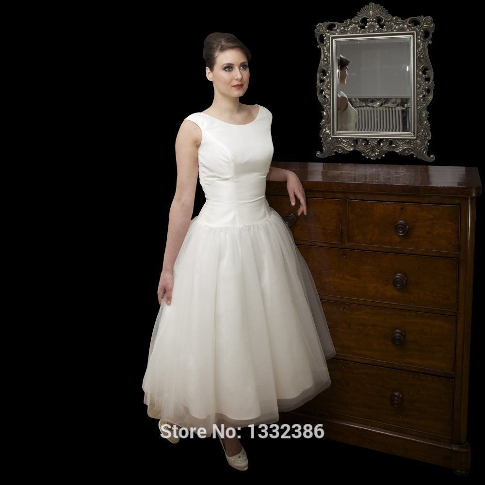 boho inspired wedding dresses uk 50s style wedding dresses Black And White Polka Dot Bridesmaid Dresses Ocodea 50s Inspired